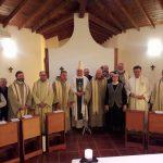 Torrado Mosconi en el Monasterio de las Hermanas Benedictinas de Los Toldos