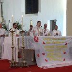 Misa por canonización Francisco Spinelli en Trenque Lauquen
