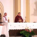 Mons. Torrado Mosconi celebró  el 10º aniversario de su ordenación episcopal