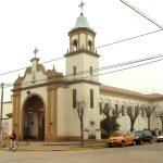 parroquia Nuestra Señora del Pilar de Los Toldos