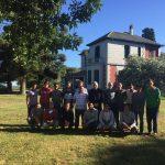 Los seminaristas finalizaron la semana  de convivencia de verano