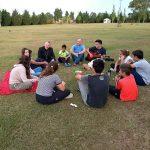 Visita pastoral a Tres Lomas