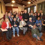 Encuentro sobre actualización litúrgica  en el monasterio de Los Toldos