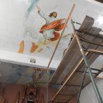 Se reanudaron las obras de embellecimiento en el santuario de Fátima