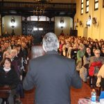 """Torrado Mosconi:  """"Quiero que haya educación sexual, pero para el amor"""""""