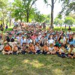Doscientos niños y jóvenes participaron del Campamento Diocesano Scout