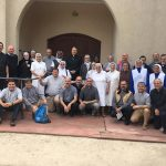 Encuentro diocesano de sacerdotes y religiosas extranjeros en Carlos Casares