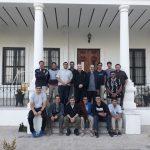 Los seminaristas de nuestra diócesis  finalizaron su convivencia anual