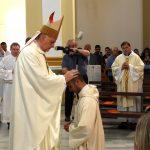 Rodrigo Álvarez ya es el nuevo diácono de la diócesis de 9 de Julio