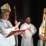 Vigilia Pascual en la Catedral de Nueve de Julio