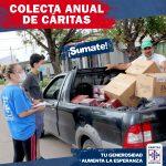 Por primera vez en su historia, Cáritas centrará su Colecta Anual en donaciones digitales