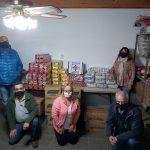 La caridad fuerza para superar la crisis de la pandemia