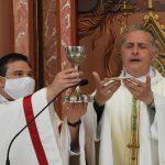 El nuevejuliense Ignacio Balle fue ordenado diácono en el santuario de Fátima